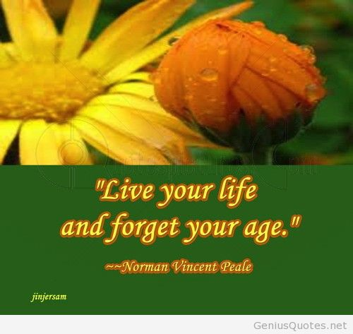 Stunning Age Quotations