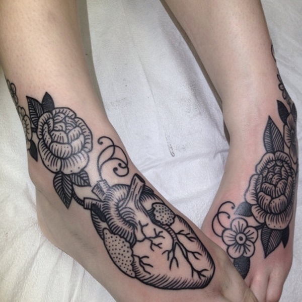 Stunning Black Tattoos