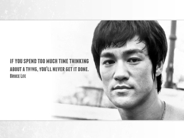 Stunning Bruce Lee Quotations and Sayings