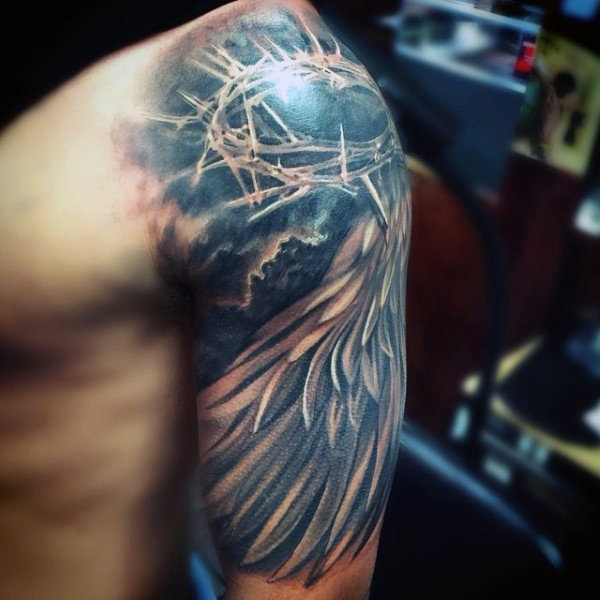 Stunning Christian Tattoo