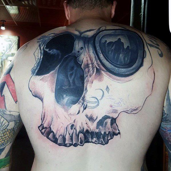 Stunning Cover Up Tattoo