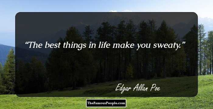 Stunning Edgar Allan Quotations and Sayings