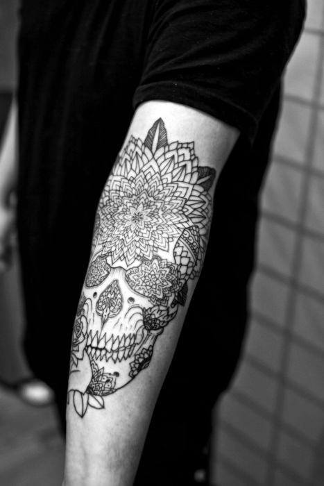 Stunning Forearm Tattoos Design