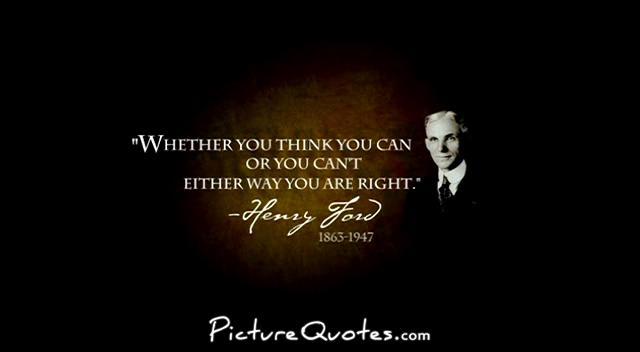 Stunning Henry Ford Quotations
