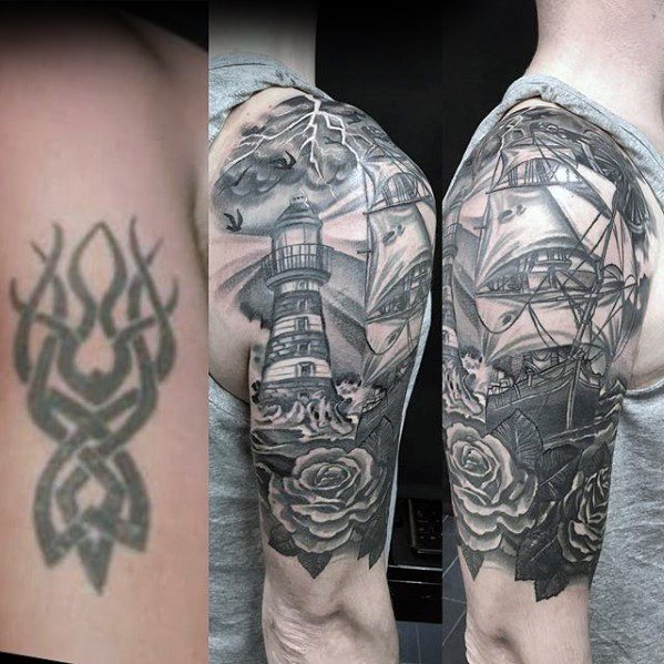 Terrific Cover Up Tattoos
