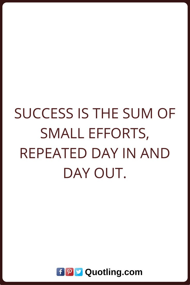 Success Quote Of The Day 1000+ Ideas About Success Qoutes On Pinterest | Enthusiasm Quotes - Daily Quote