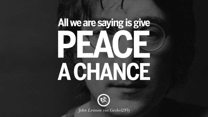 Wonderful John Lennon Sayings