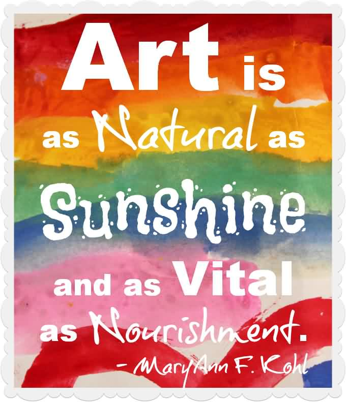 Amazing Art Quotes