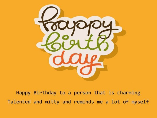 Attractive Birthday Quotation