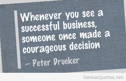 Attractive Business Saying