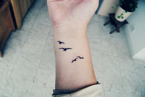 Attractive Dove Tattoos Design
