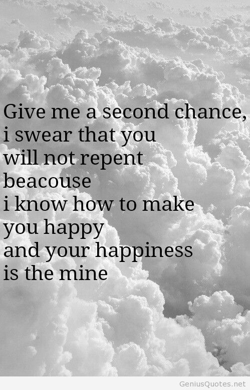 Awesome Chance Sayings