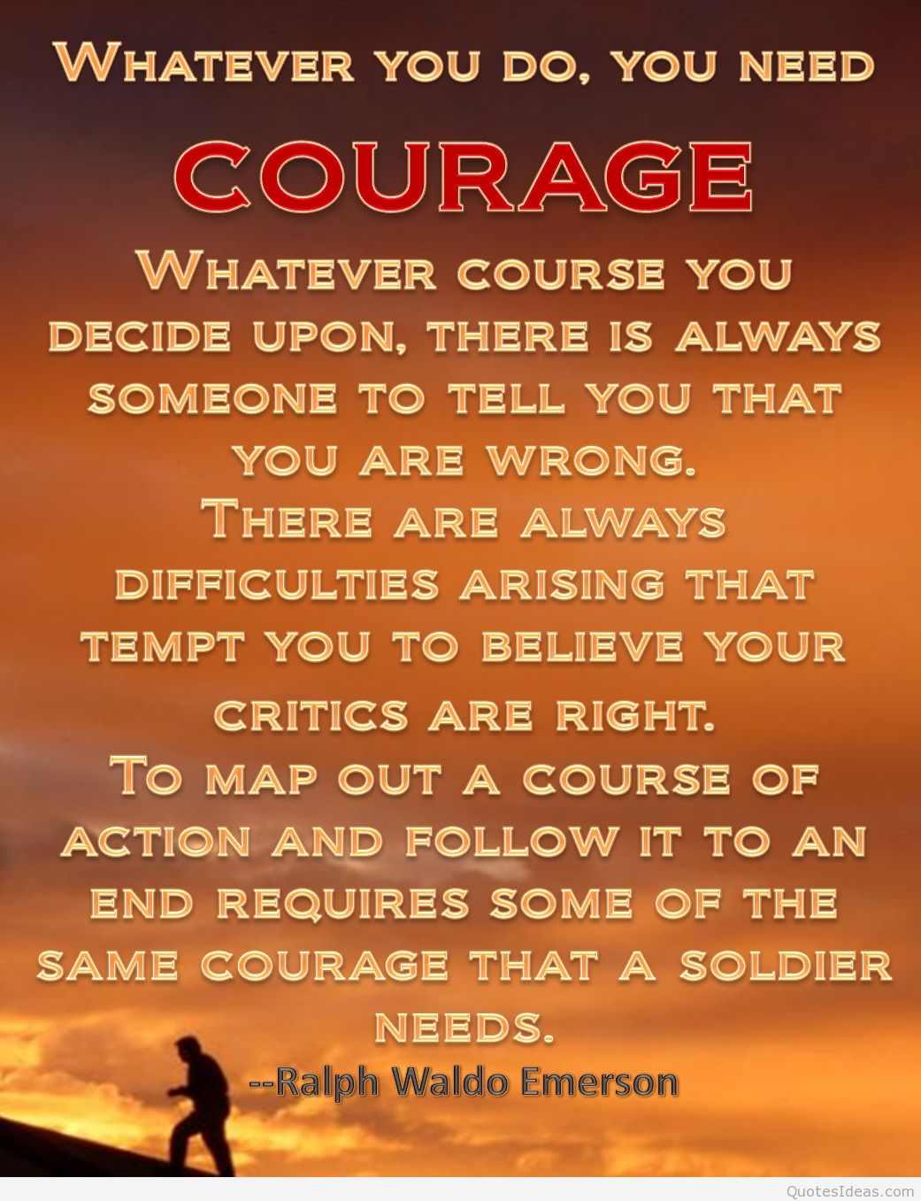 Awesome Courage Quotes