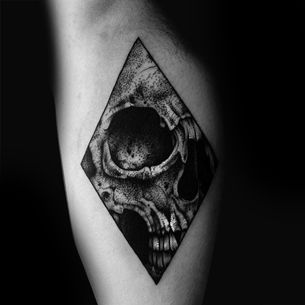 Awesome Dotwork Tattoos Designs