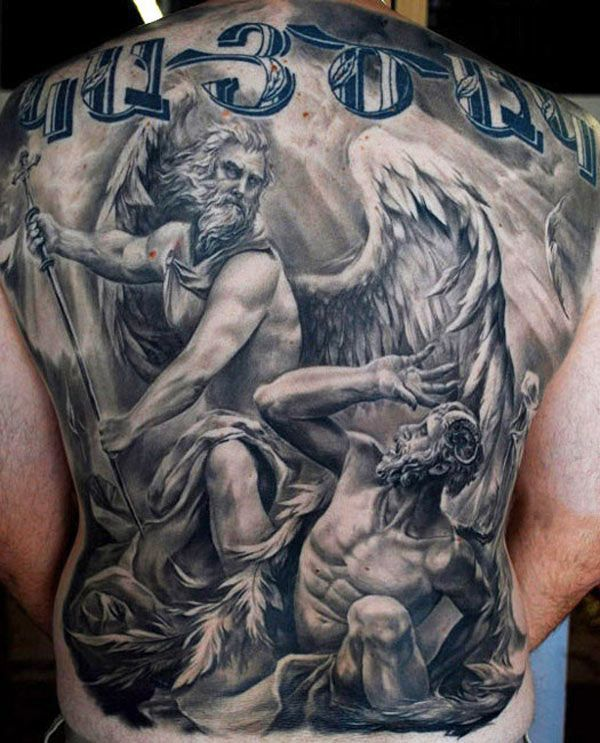 Best Devil Tattoo