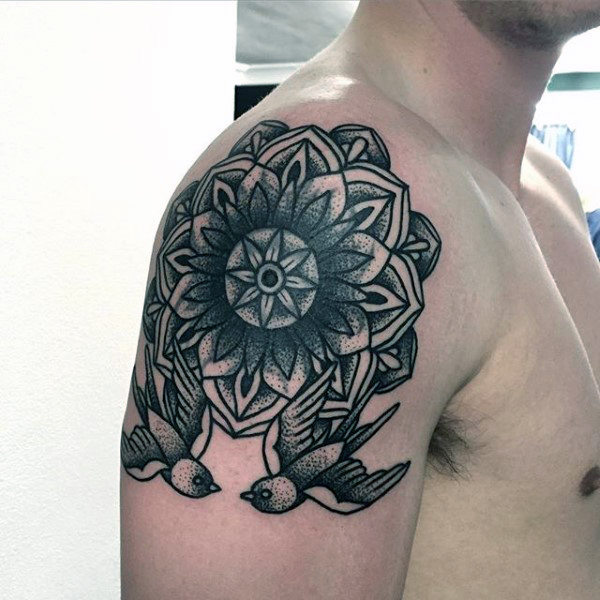 Best Dotwork Tattoos Designs