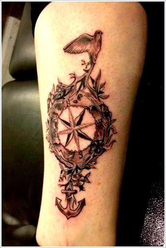 Best Dove Tattoo Designs