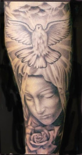 Best Dove Tattoos Designs