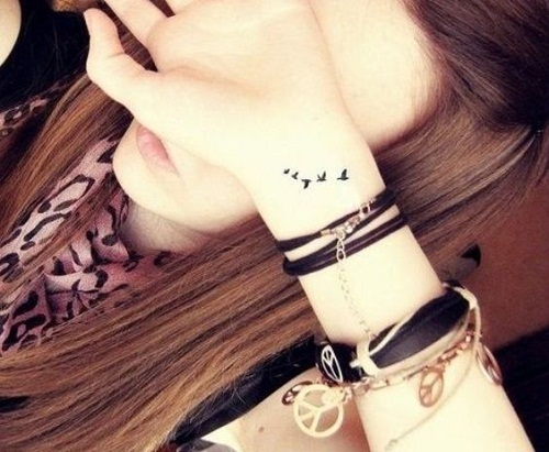 Best Dove Tattoos