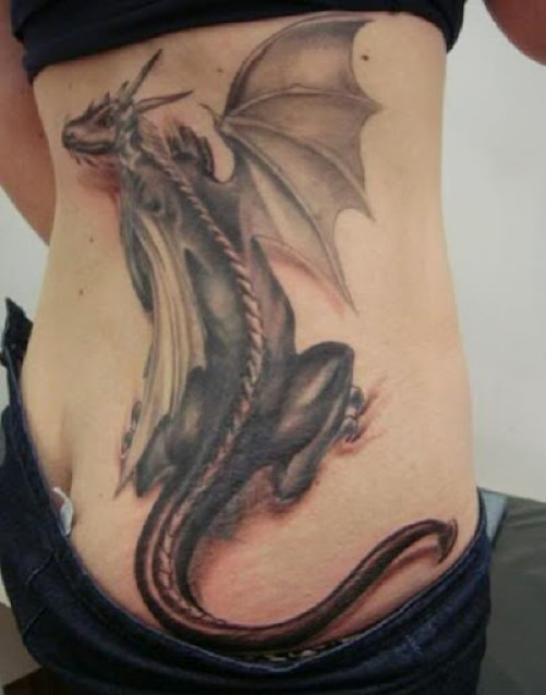 Best Dragon Tattoos Designs