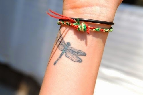 Best Dragonfly Tattoo Idea