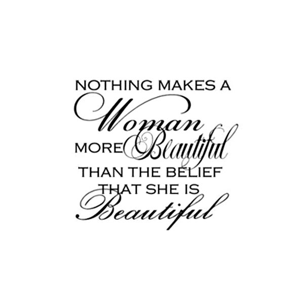 Brilliant Beauty Quotation