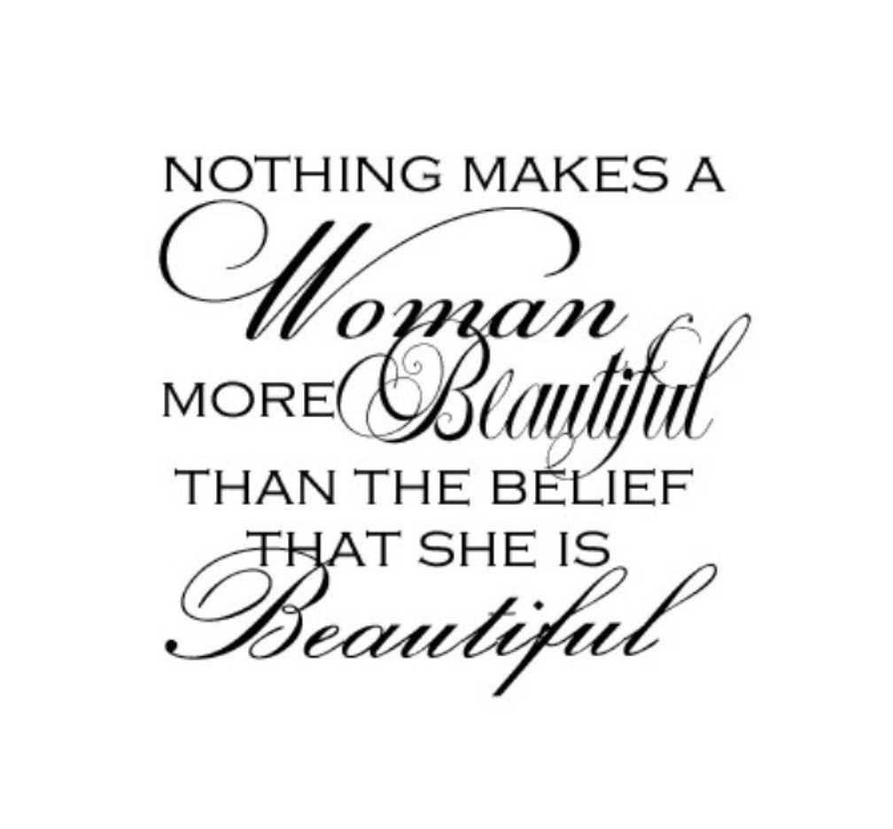 Brilliant Beauty Sayings