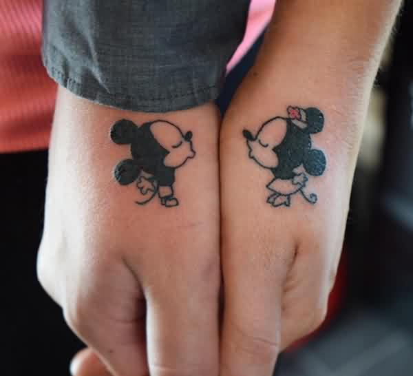 Brilliant Couple Tattoos