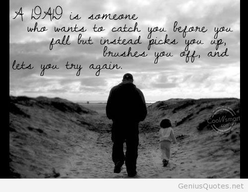 Charming Dad Quotation