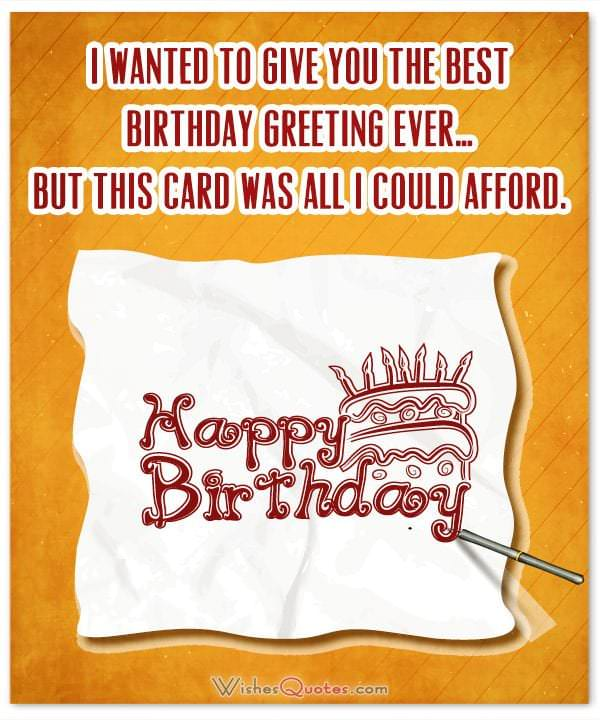 Cute Birthday Sayings