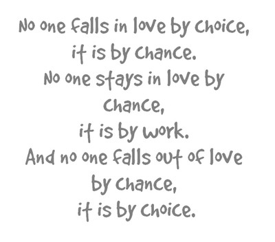 Cute Chance Quotations