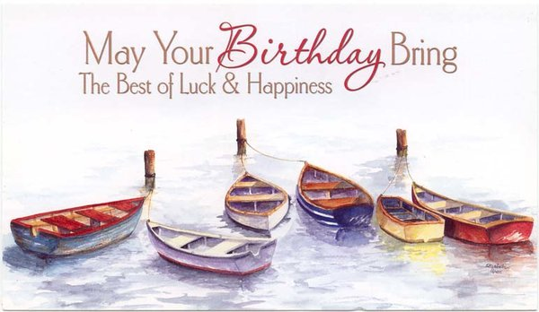 Elegant Birthday Quotation