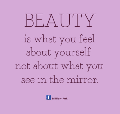 Exclusive Beauty Quotations