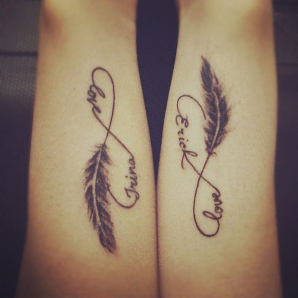 Exclusive Couple Tattoo Designs
