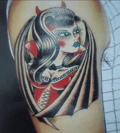 Exclusive Devil Tattoos Designs