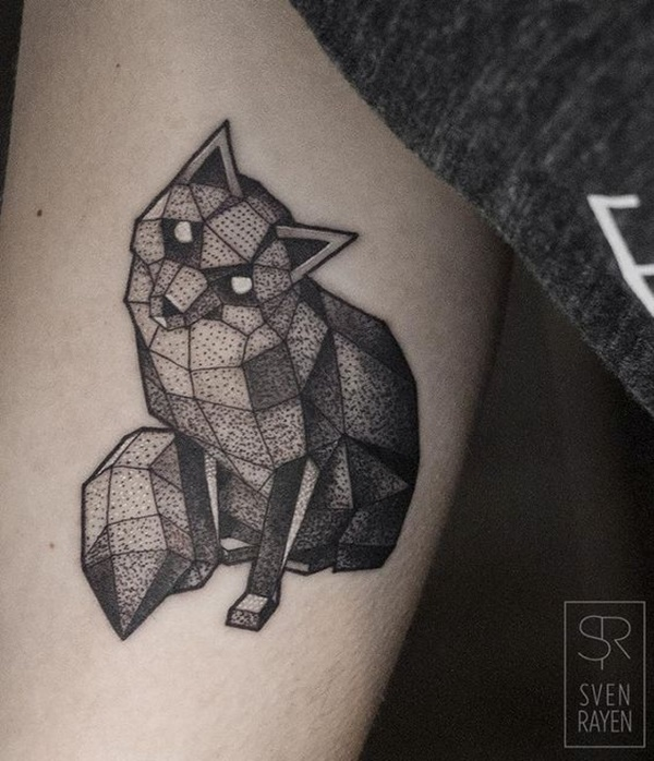 Exclusive Dotwork Tattoo