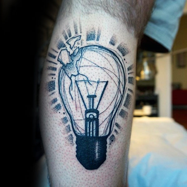 Exclusive Dotwork Tattoos Ideas