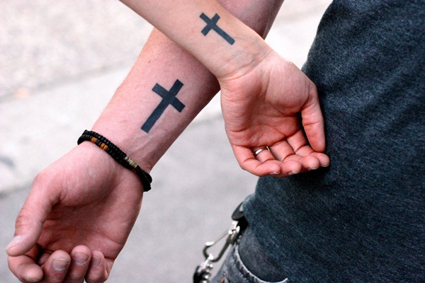 Extreme Couple Tattoo Designs