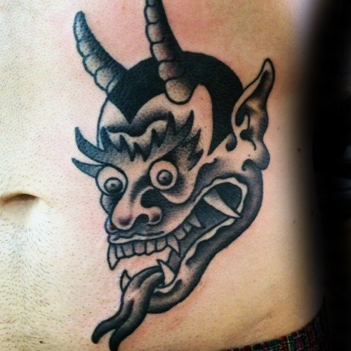 Extreme Devil Tattoos Designs