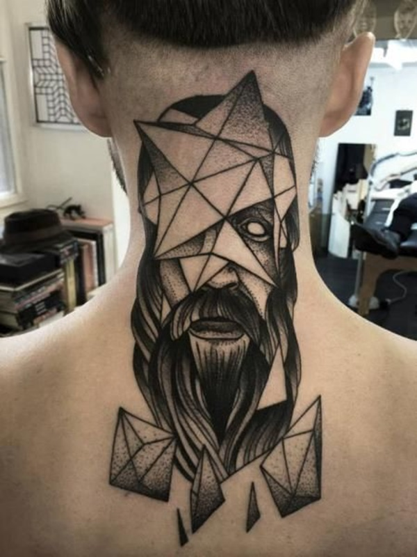 Extreme Dotwork Tattoo Designs
