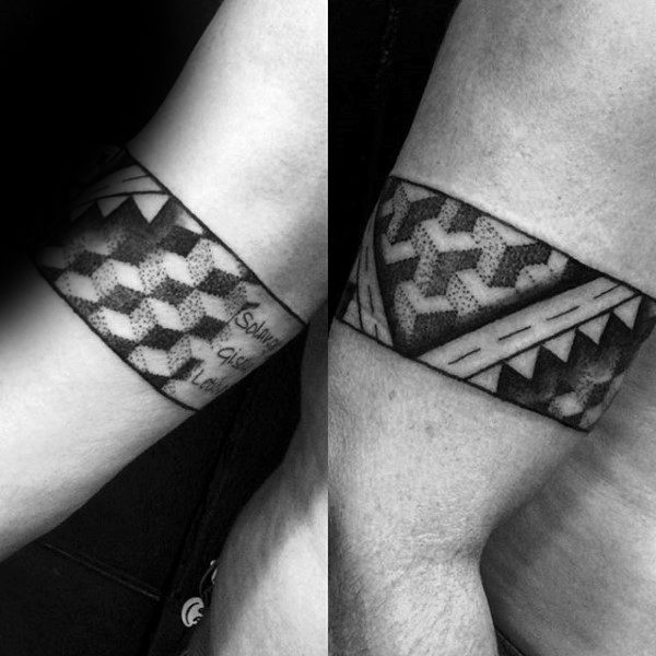 Extreme Dotwork Tattoo Ideas