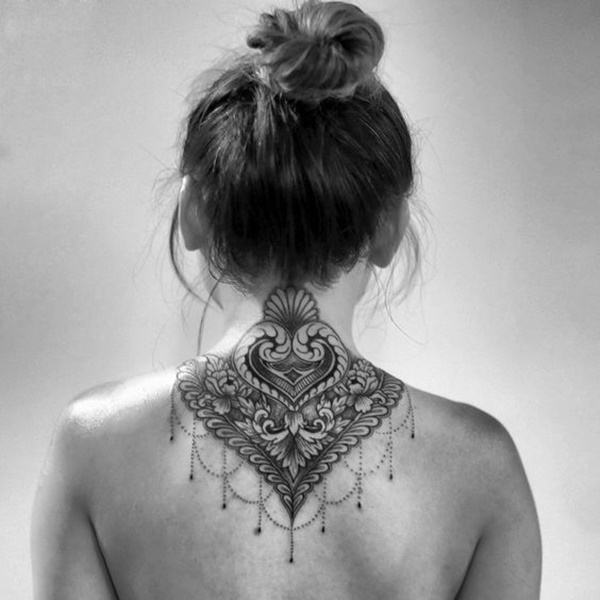 Extreme Dotwork Tattoos Designs