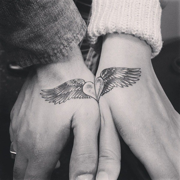 Fabulous Couple Tattoo