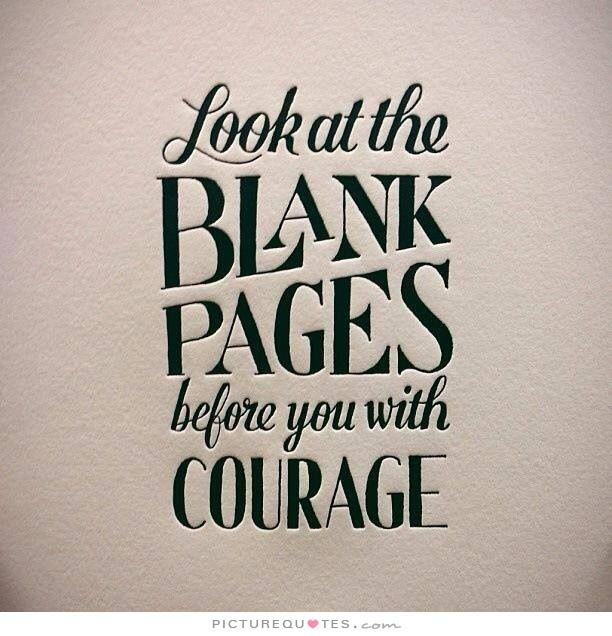 Fabulous Courage Quotations