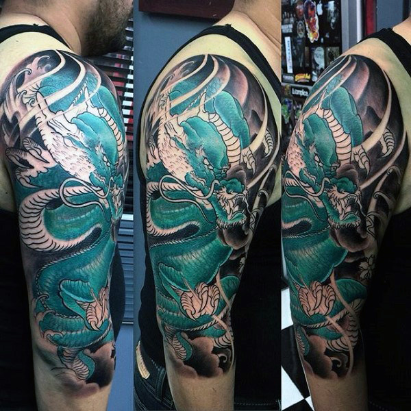 Fabulous Dragon Tattoos