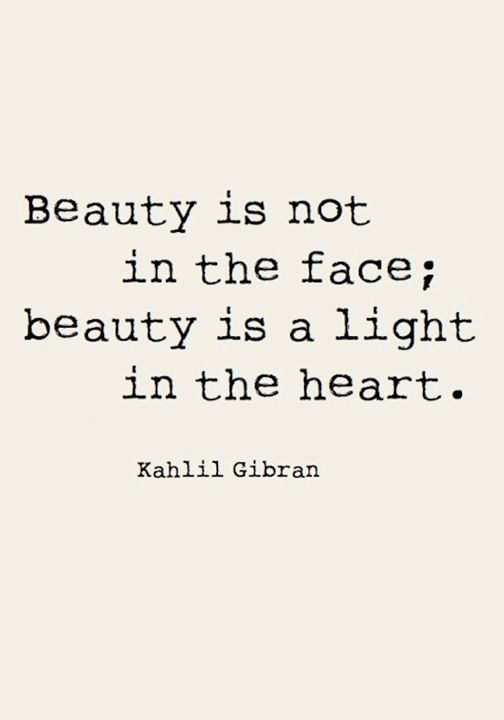 Fantastic Beauty Quotation
