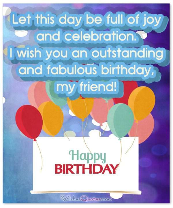 Fantastic Birthday Quotations