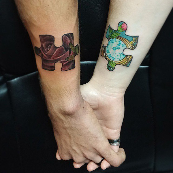 Fantastic Couple Tattoo