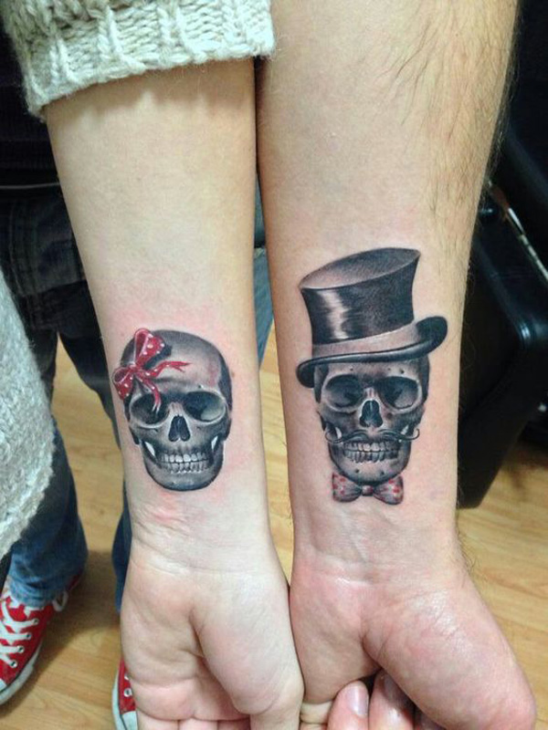 Fantastic Couple Tattoos