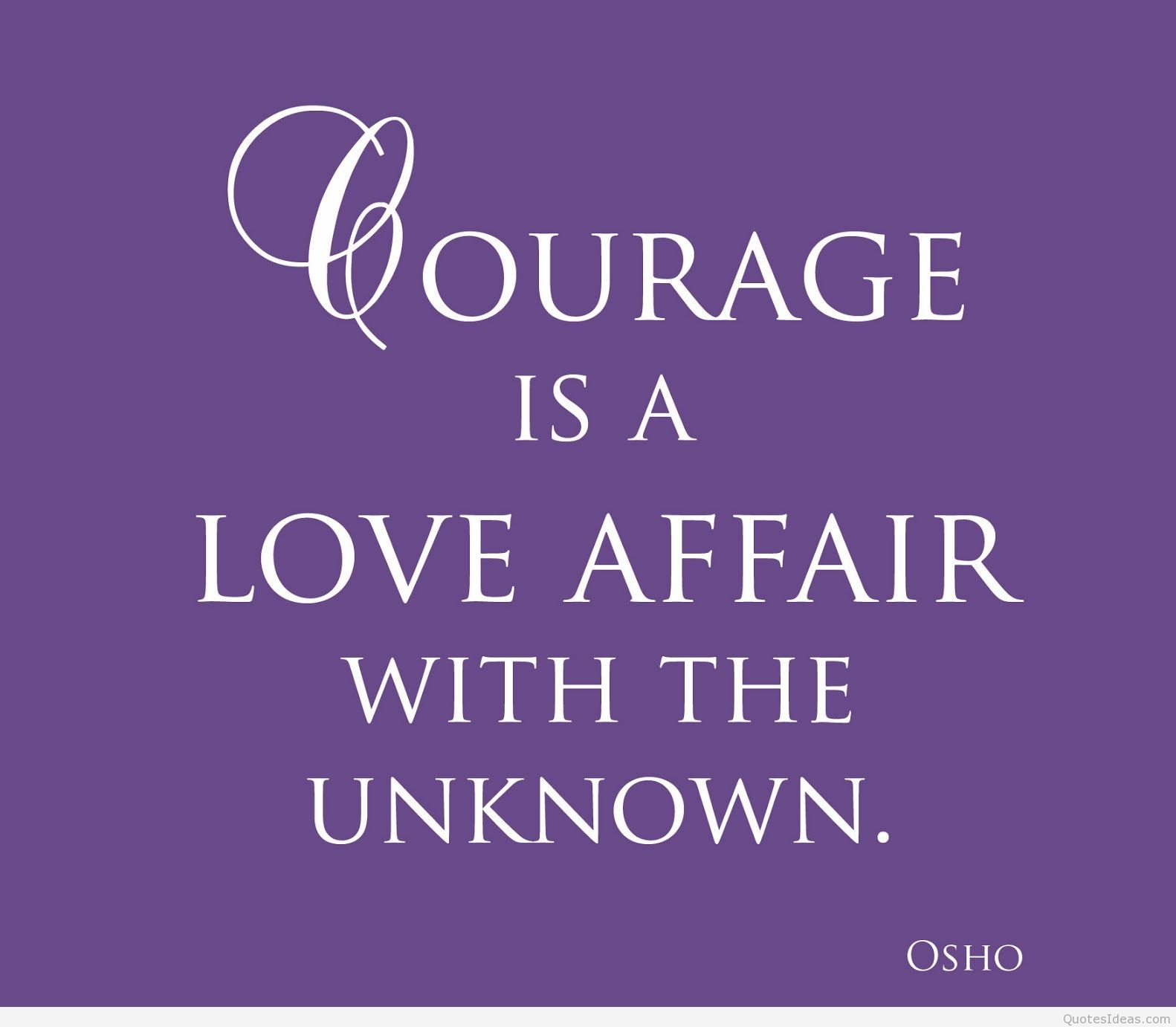 Fantastic Courage Quotes